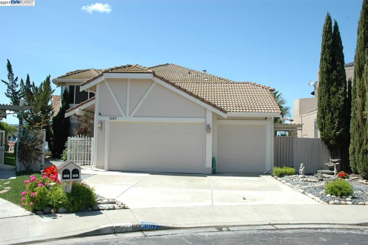 واحد منزل الأسرة للـ Rent في 1967 Dolphin Place Discovery Bay, California 94505 United States