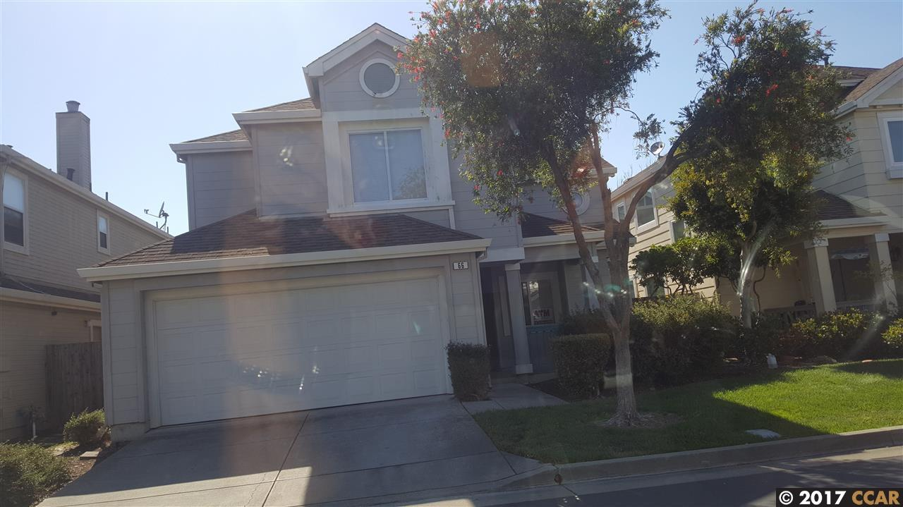Single Family Home for Sale at 66 Sandpoint Drive 66 Sandpoint Drive Point Richmond, California 94804 United States