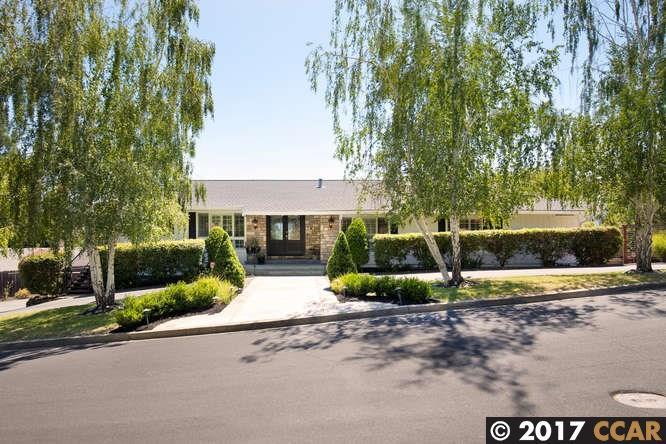 2677 Roundhill Dr, ALAMO, CA 94507
