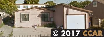 واحد منزل الأسرة للـ Sale في 2945 12Th Street 2945 12Th Street San Pablo, California 94806 United States