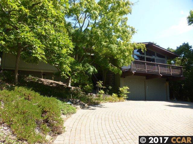Casa Unifamiliar por un Alquiler en 208 La Espiral Orinda, California 94563 Estados Unidos