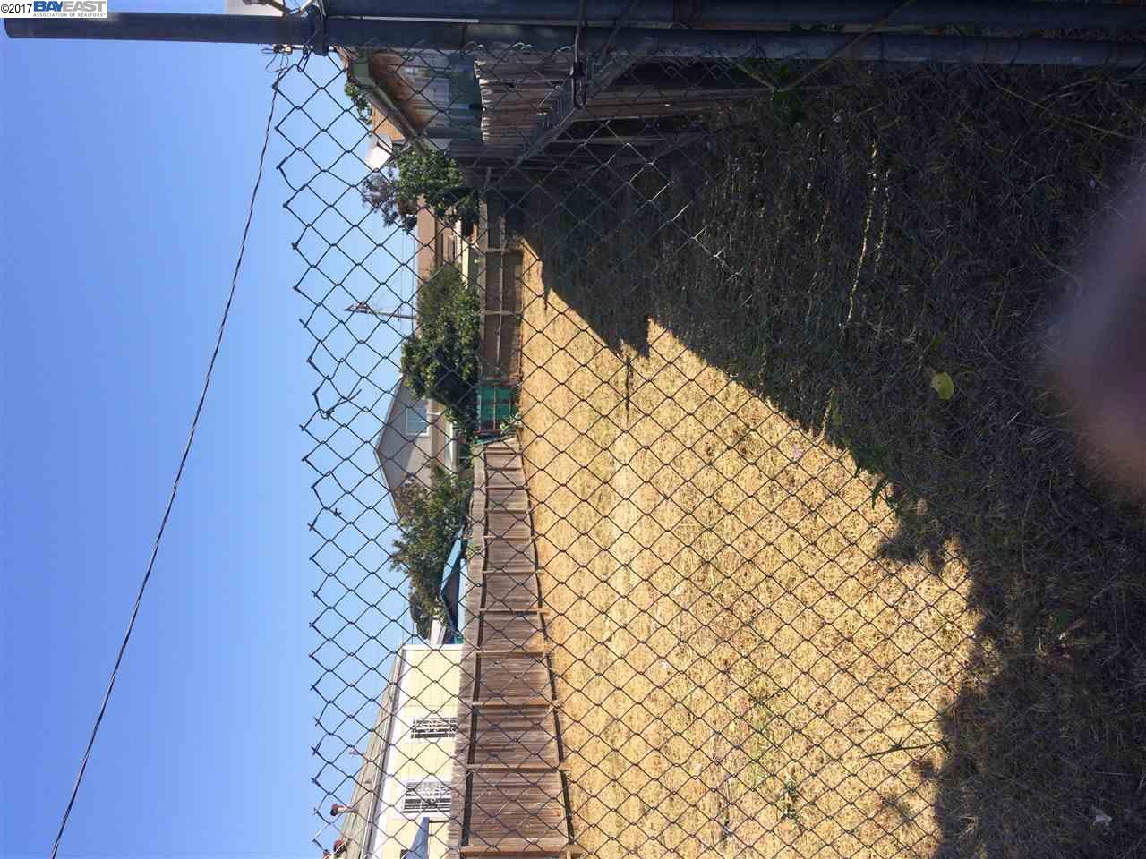 土地 のために 売買 アット 1609 California Avenue 1609 California Avenue San Pablo, カリフォルニア 94806 アメリカ合衆国