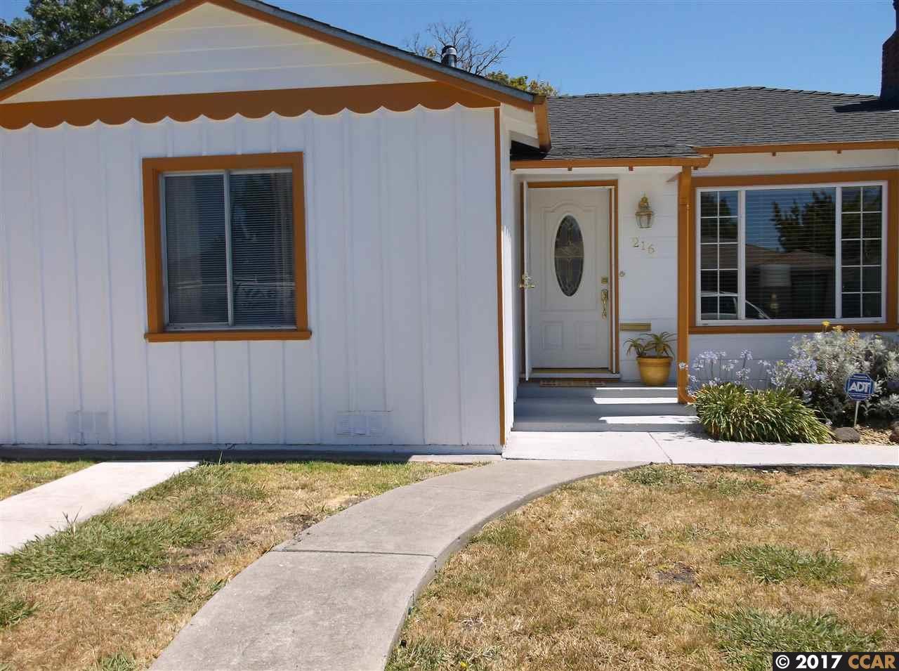 216 Hunter Ave, OAKLAND, CA 94603