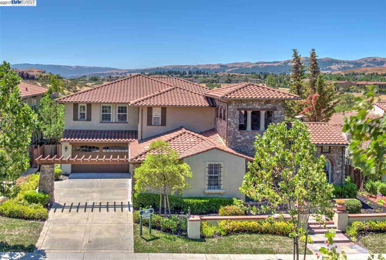 Single Family Home for Sale at 4578 Lilac Ridge Road San Ramon, California 94582 United States
