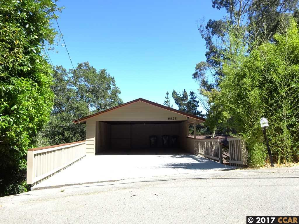 Single Family Home for Rent at 6828 Chambers Drive Oakland, California 94611 United States