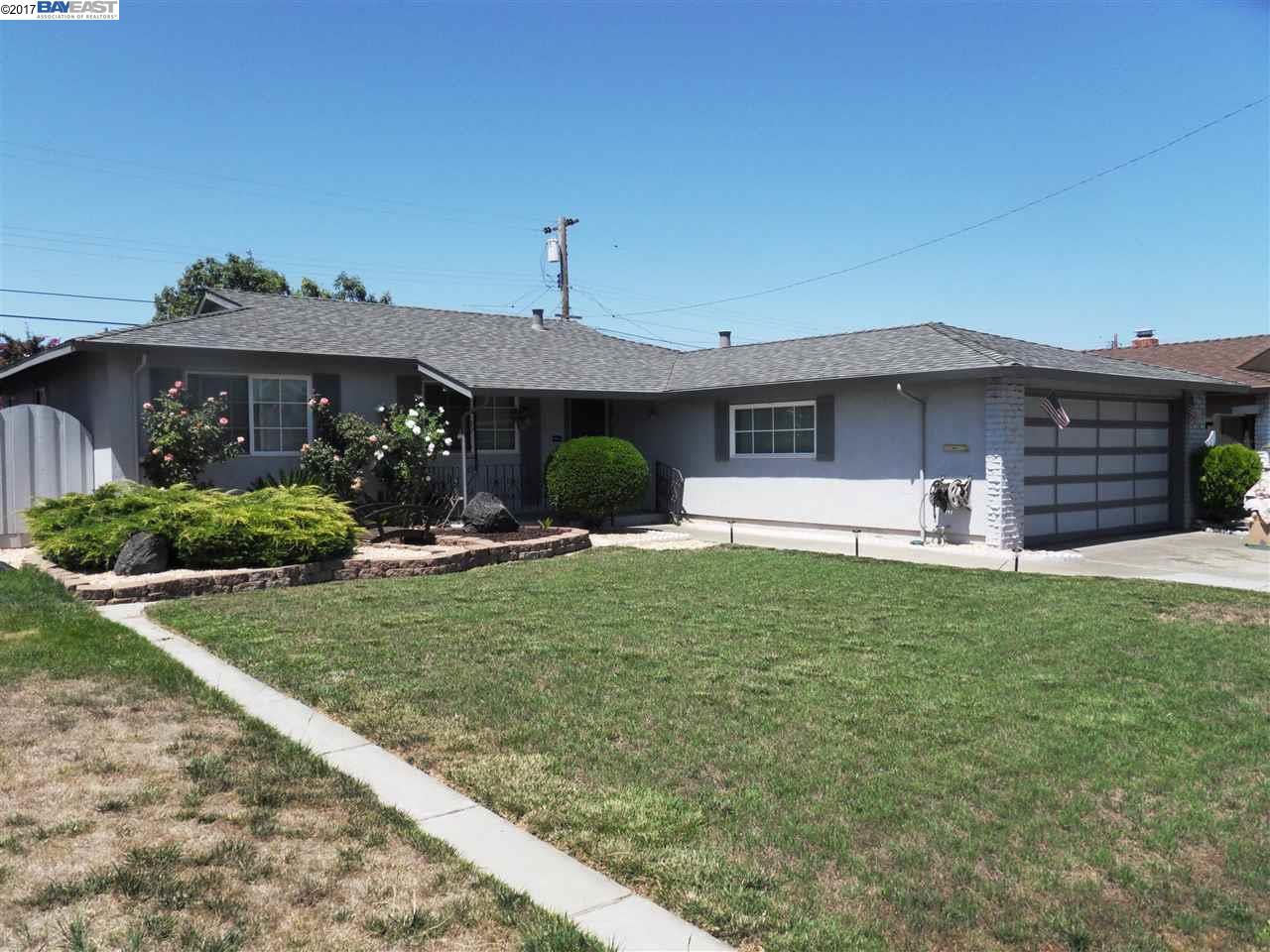 一戸建て のために 売買 アット 35155 Santiago Street Fremont, カリフォルニア 94536 アメリカ合衆国
