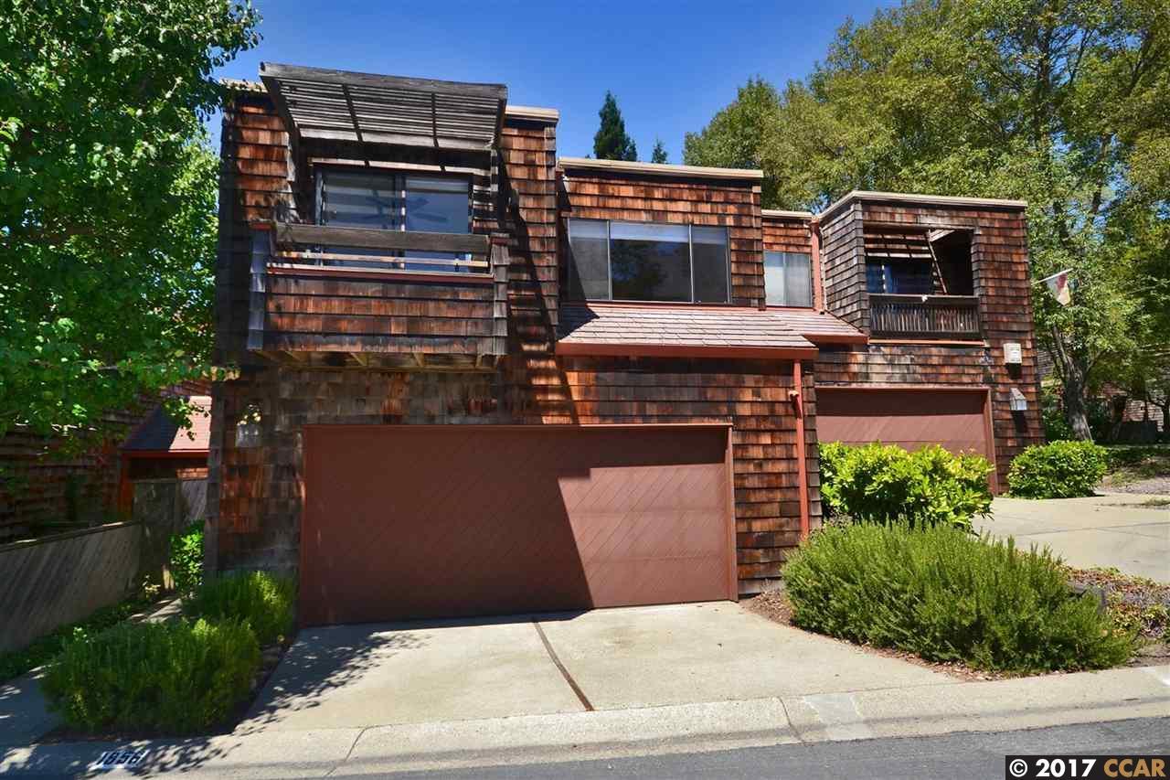Casa unifamiliar adosada (Townhouse) por un Venta en 1956 Rim Ridge Court Walnut Creek, California 94597 Estados Unidos