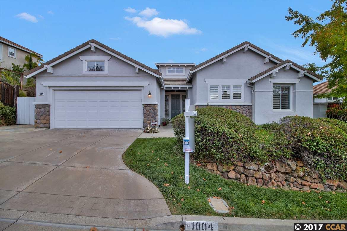 1004 Rolling Woods Way, CONCORD, CA 94521