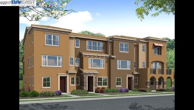 Таунхаус для того Продажа на 5724 Pandorea Terrace Newark, Калифорния 94568 Соединенные Штаты
