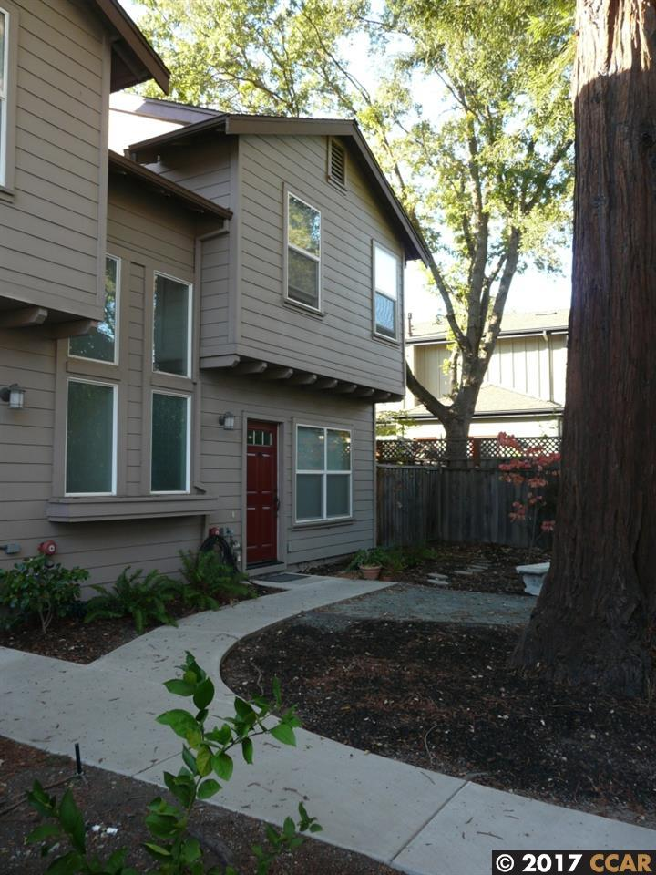Townhouse for Rent at 3654 Chestnut Street Lafayette, California 94549 United States