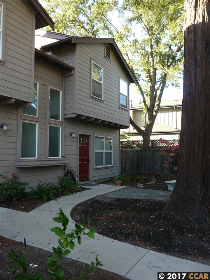 تاون هاوس للـ Rent في 3654 Chestnut Street Lafayette, California 94549 United States