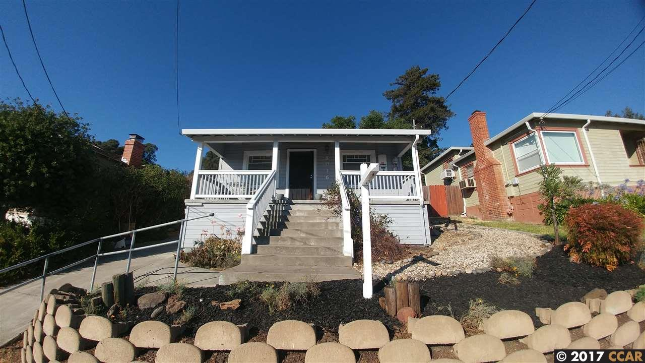獨棟家庭住宅 為 出售 在 8016 Ney Avenue 8016 Ney Avenue Oakland, 加利福尼亞州 94605 美國