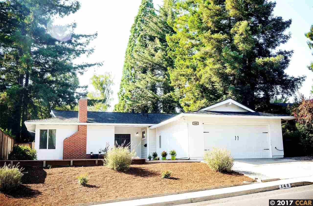 148 Elderwood Drive, PLEASANT HILL, CA 94523