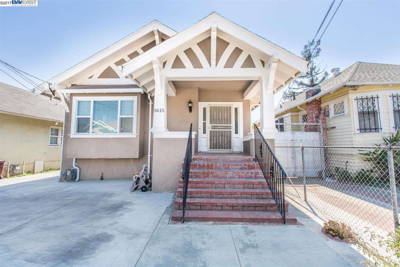5615 E 17Th St, OAKLAND, CA 94621