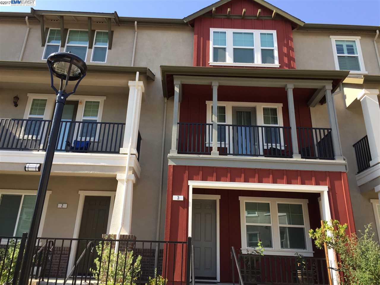 タウンハウス のために 売買 アット 3925 Portola Cm. #3 Livermore, カリフォルニア 94551 アメリカ合衆国