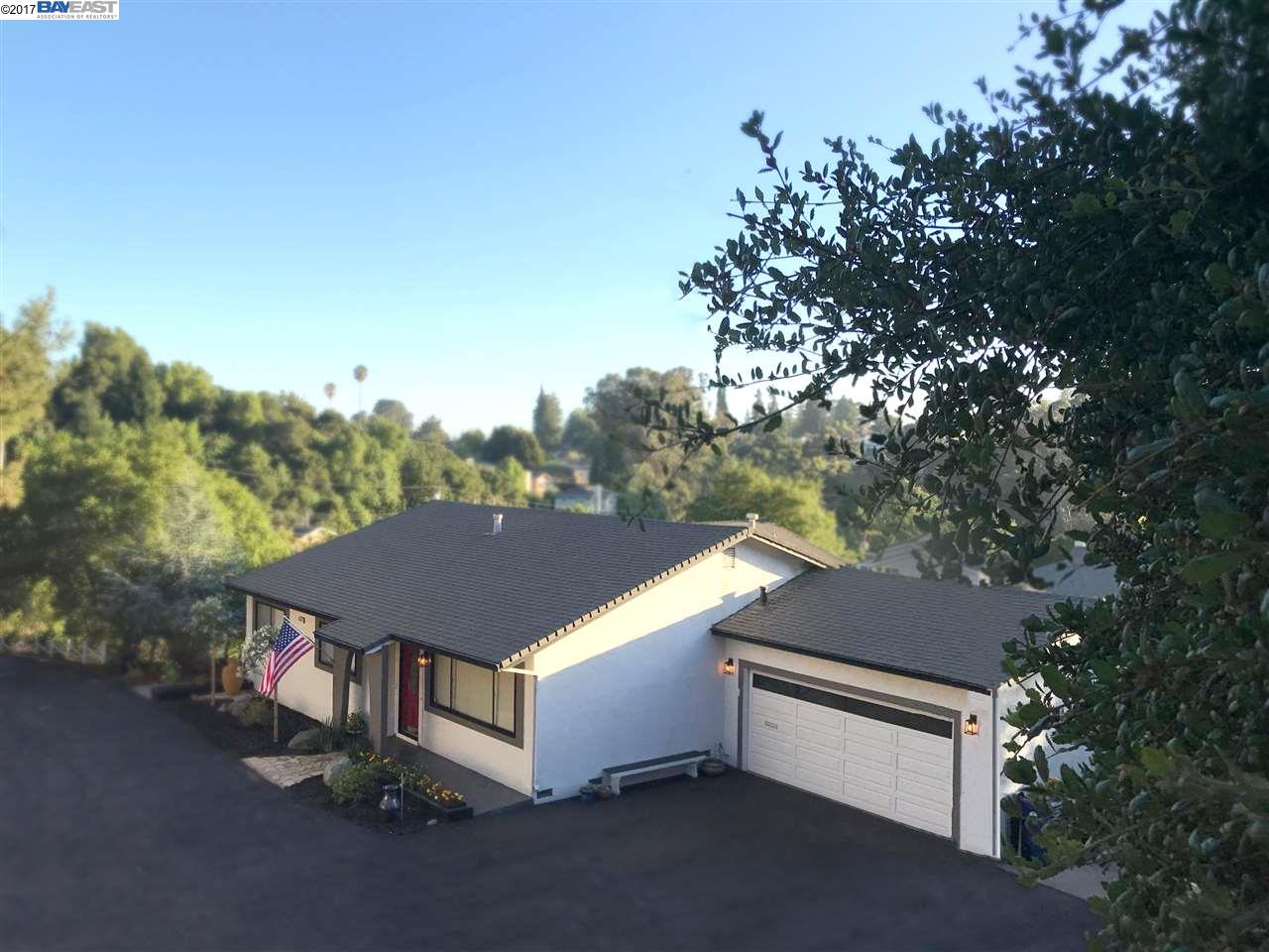 Single Family Home for Sale at 5114 Camino Alta Mira Castro Valley, California 94546 United States