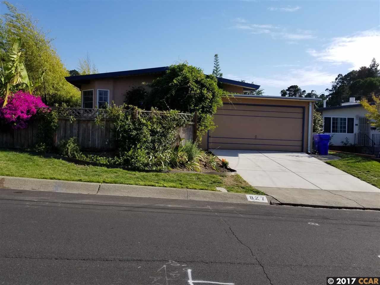 827 Nob Hill Ave, PINOLE, CA 94564