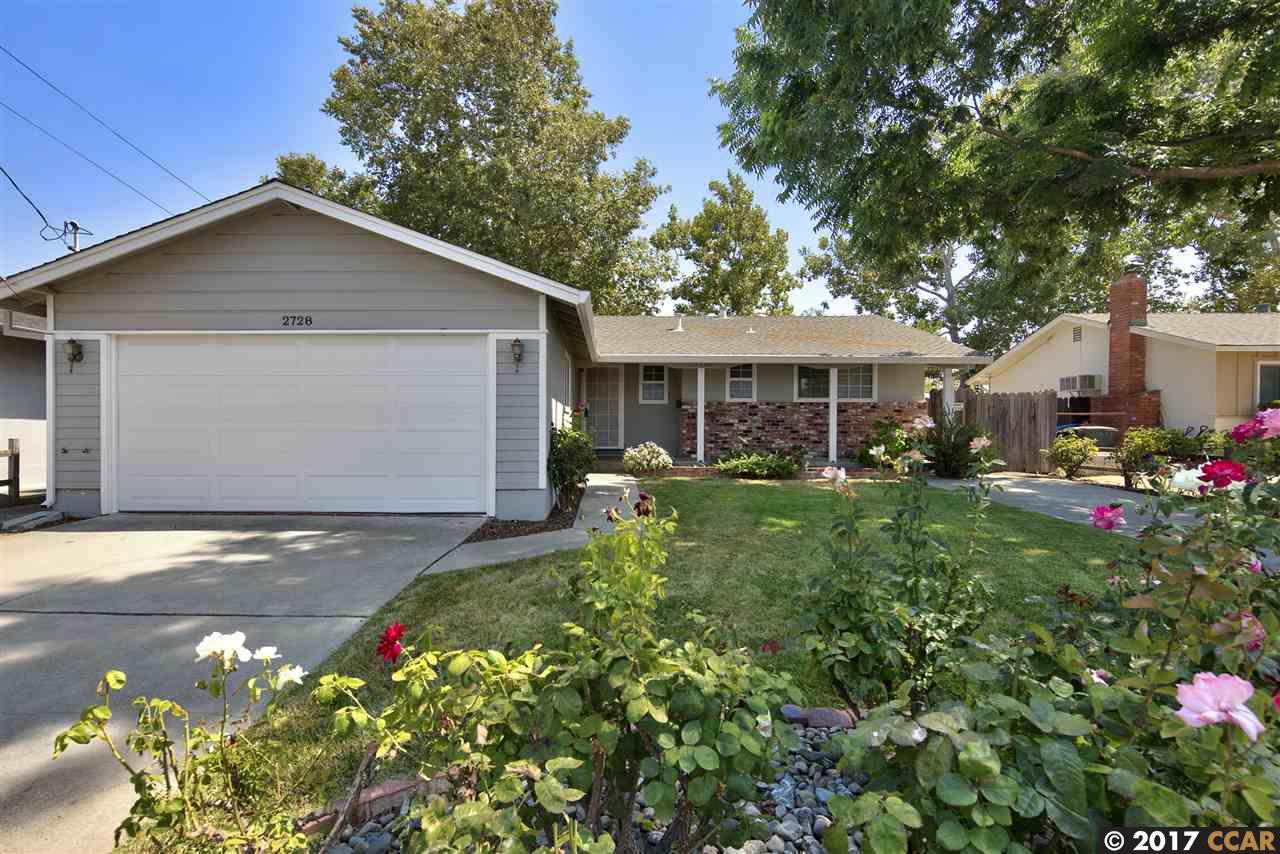 2728 Wexford Dr, CONCORD, CA 94519