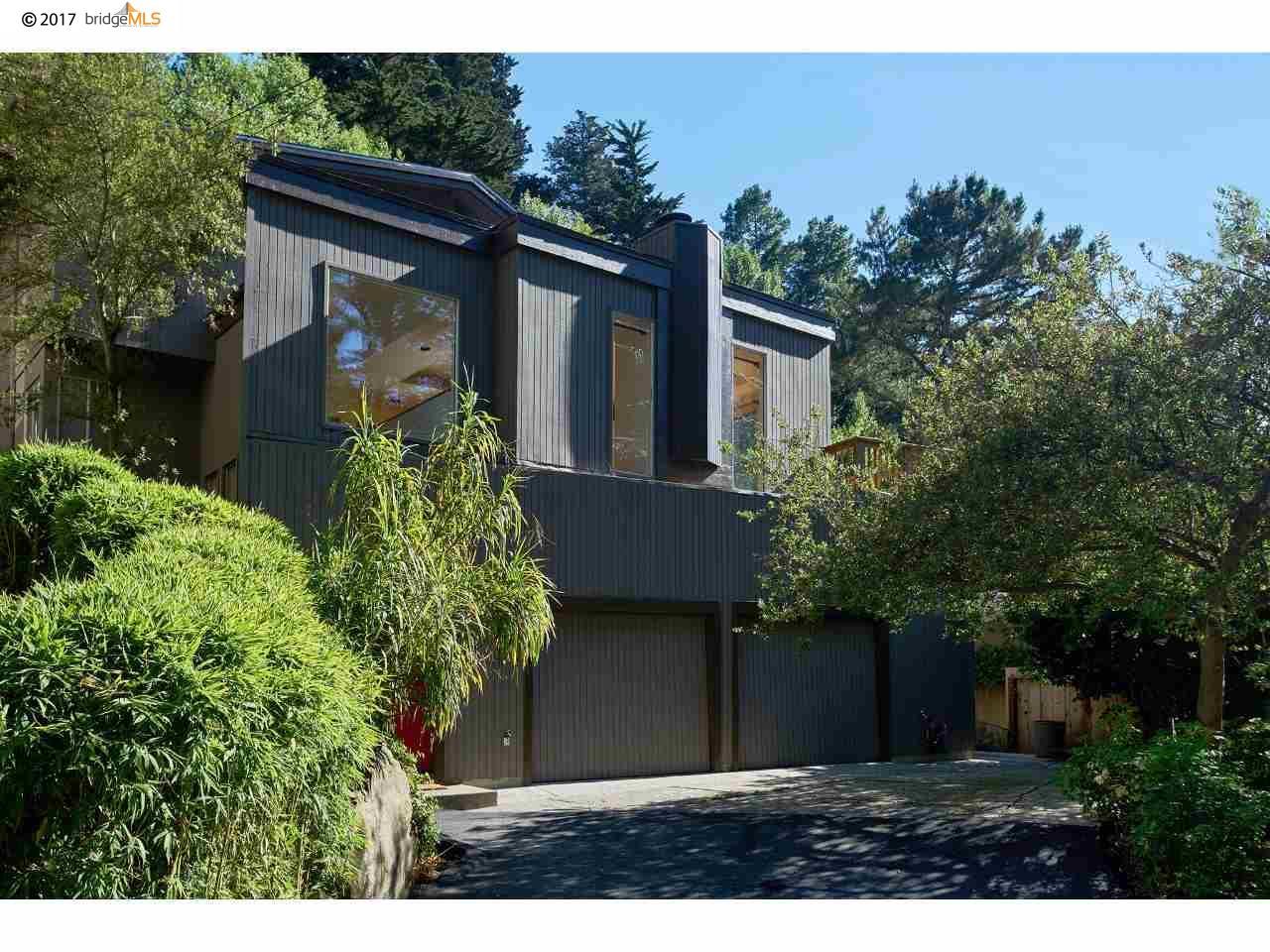 Einfamilienhaus für Verkauf beim 6738 Banning Drive Oakland, Kalifornien 94611 Vereinigte Staaten