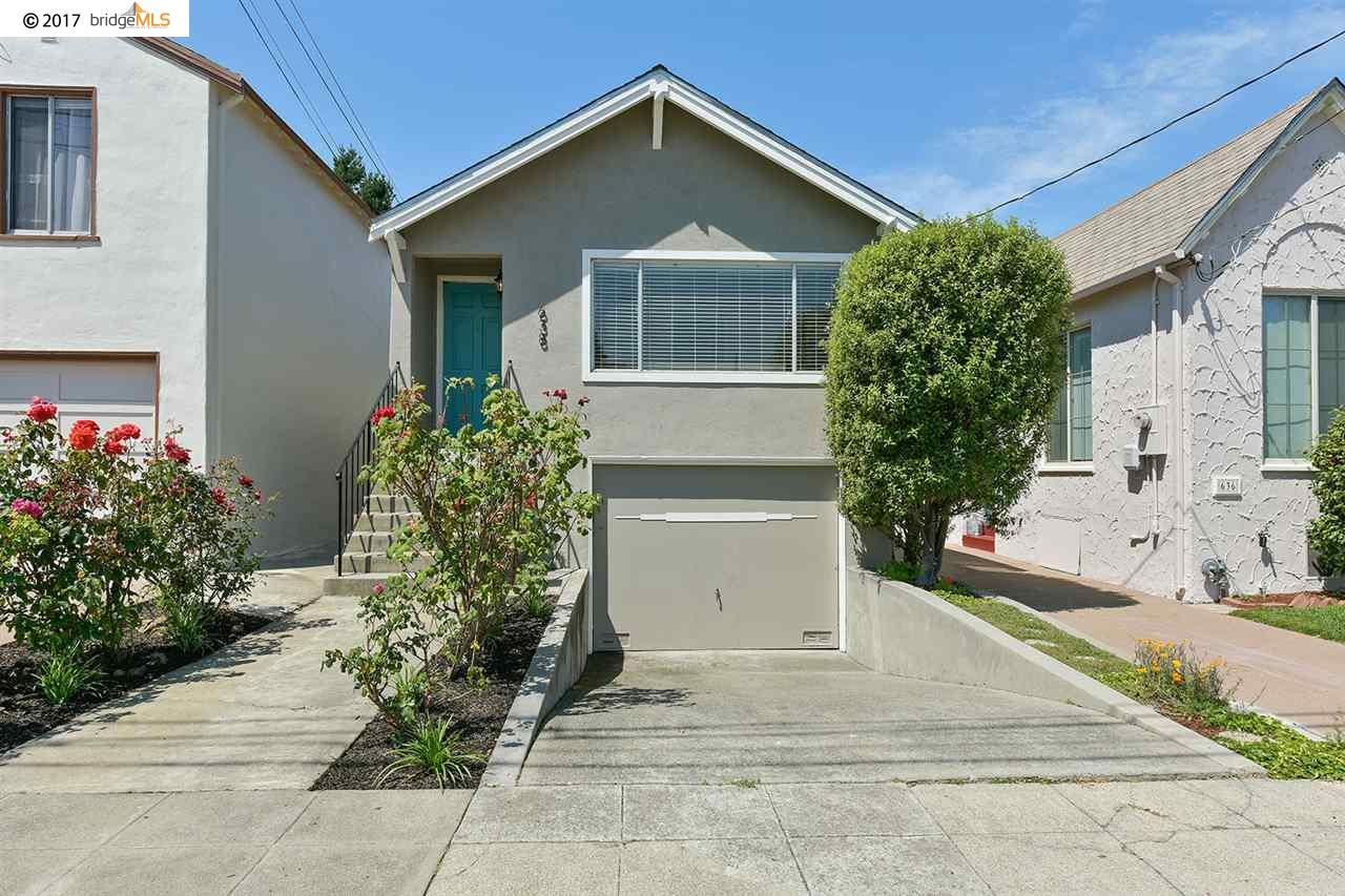 Einfamilienhaus für Verkauf beim 638 Cornell Avenue Albany, Kalifornien 94706 Vereinigte Staaten