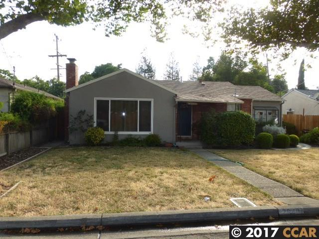 Single Family Home for Rent at 2640 Crescent Drive Concord, California 94520 United States