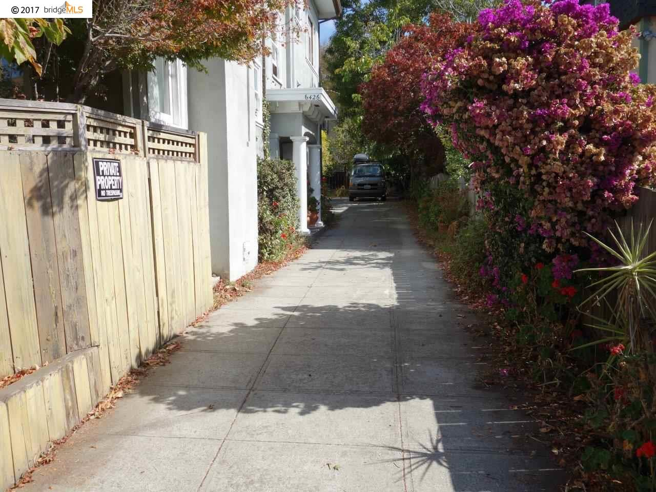 6426 BENVENUE AVENUE #4, OAKLAND, CA 94618  Photo 3