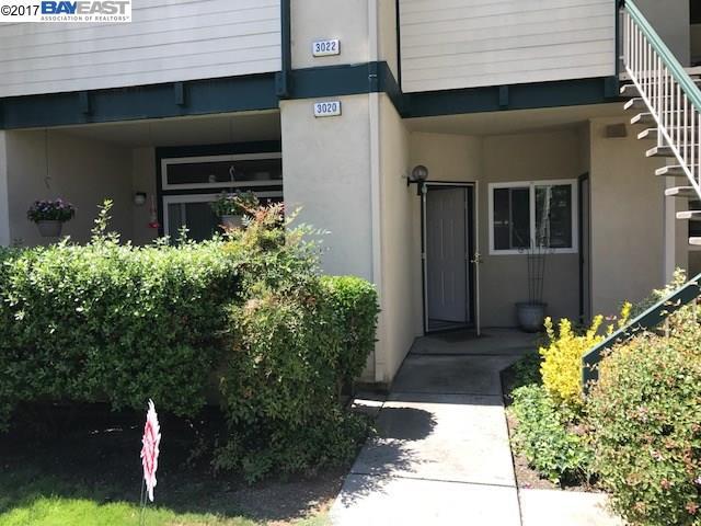Кондоминиум для того Продажа на 3020 Flint Street 3020 Flint Street Union City, Калифорния 94587 Соединенные Штаты