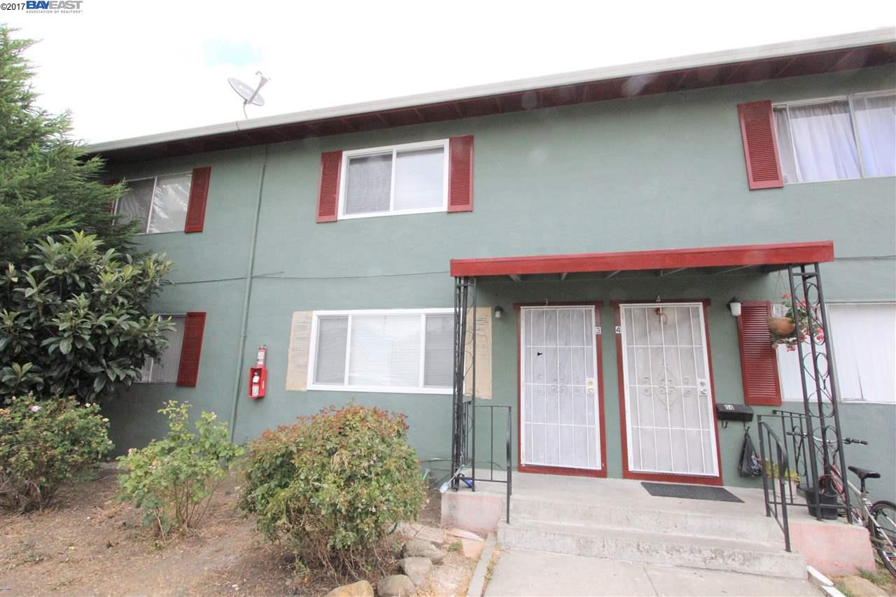 Таунхаус для того Аренда на 401 Meek Avenue Hayward, Калифорния 94541 Соединенные Штаты