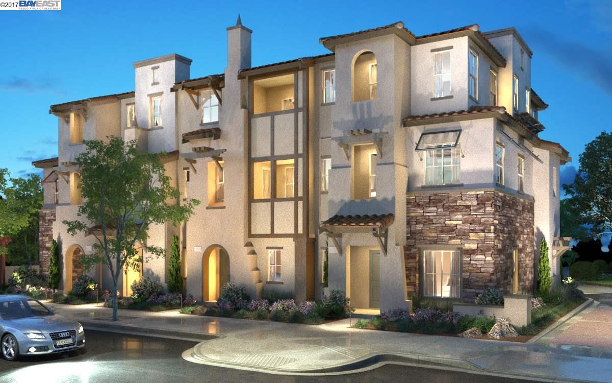 Appartement en copropriété pour l Vente à 37617 Pimento Common 37617 Pimento Common Fremont, Californie 94536 États-Unis