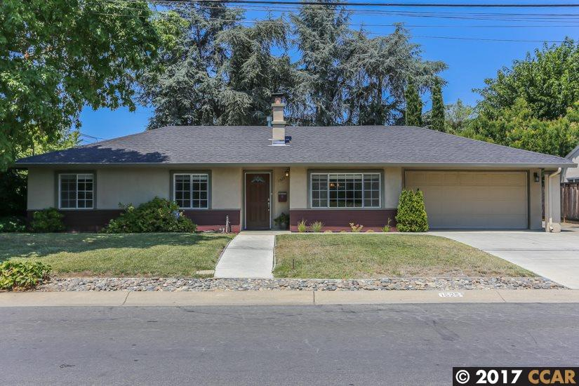 1525 Mendocino Drive, CONCORD, CA 94521
