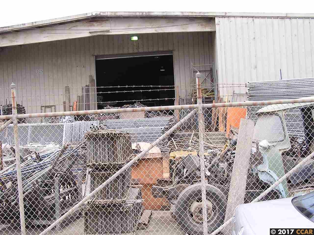 商用 為 出售 在 525 De Carlo Avenue 525 De Carlo Avenue Richmond, 加利福尼亞州 94801 美國