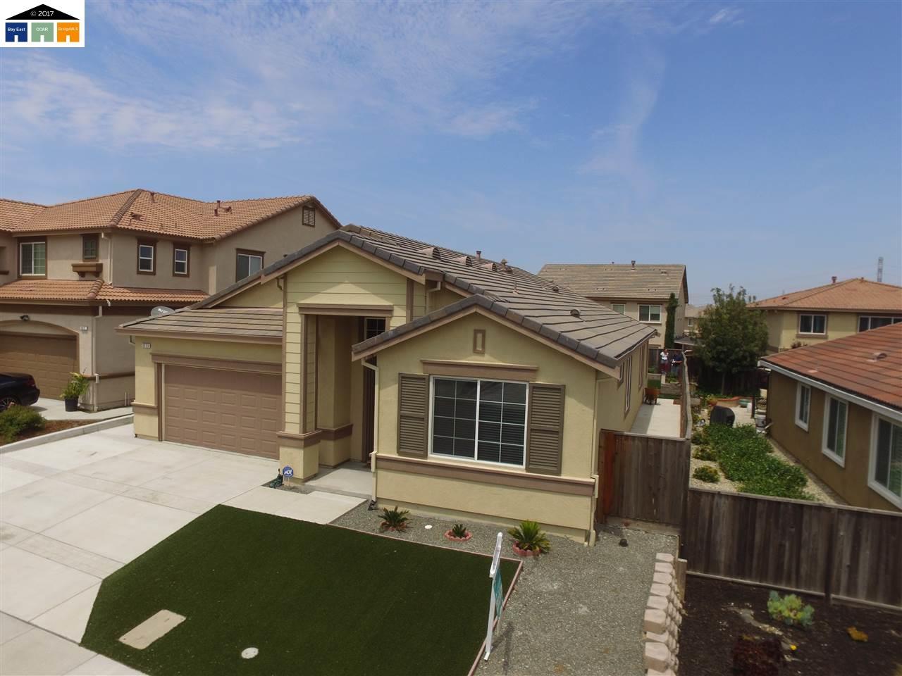 واحد منزل الأسرة للـ Sale في 2573 Tampico Drive Bay Point, California 94565 United States