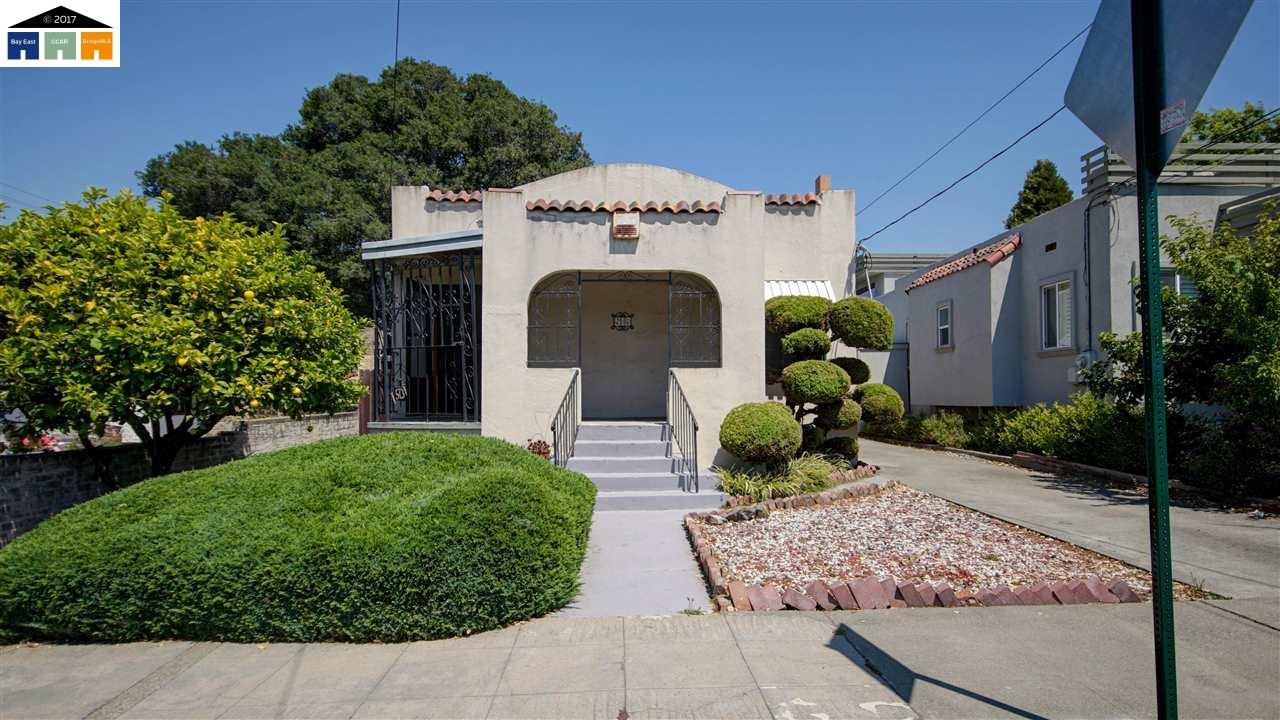 Einfamilienhaus für Verkauf beim 513 Talbot Avenue Albany, Kalifornien 94706 Vereinigte Staaten