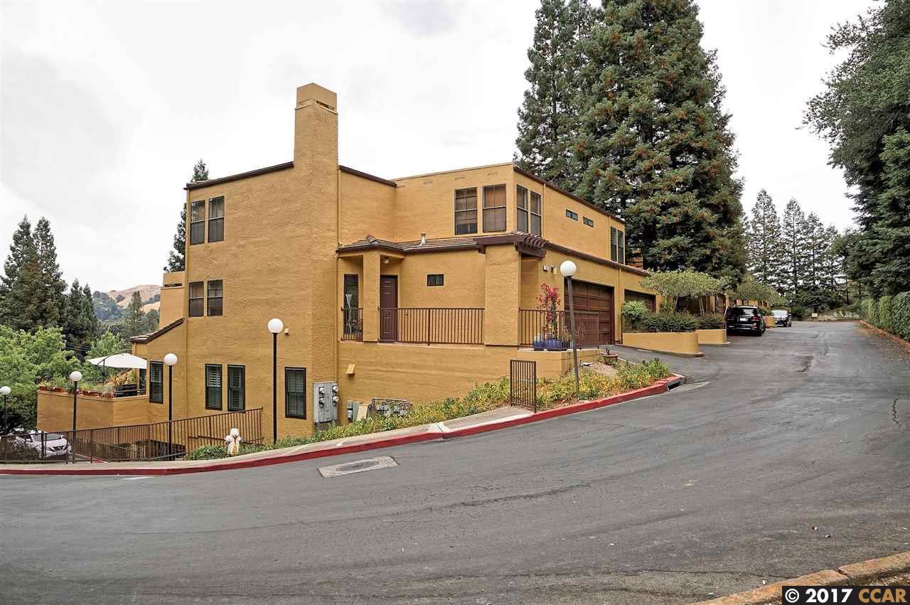 Кондоминиум для того Продажа на 3279 Mt. Diablo Court 3279 Mt. Diablo Court Lafayette, Калифорния 94549 Соединенные Штаты
