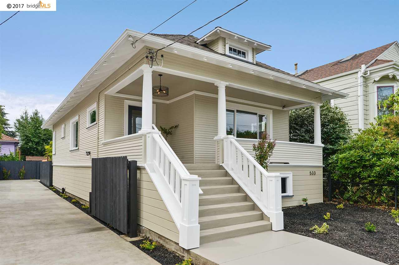 533 46Th St, OAKLAND, CA 94609