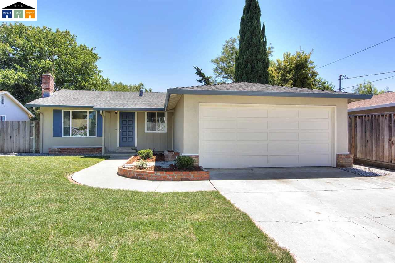 4120 Margery Dr, FREMONT, CA 94538