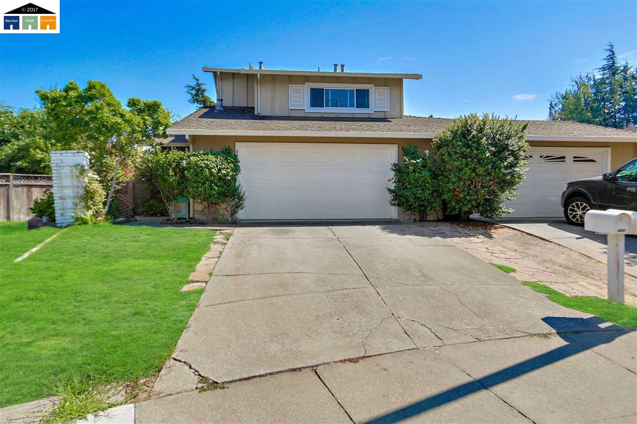 480 Blanco Court, SAN RAMON, CA 94583