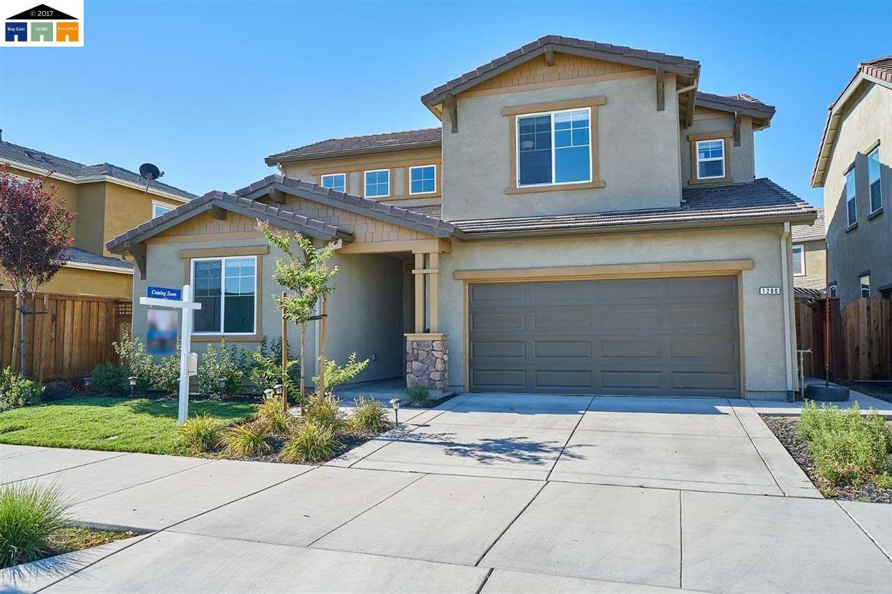 一戸建て のために 売買 アット 1200 Academy Drive 1200 Academy Drive Lathrop, カリフォルニア 95330 アメリカ合衆国
