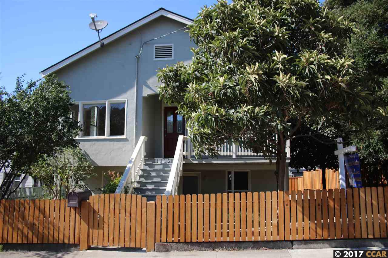 Single Family Home for Sale at 1316 Wanda Street 1316 Wanda Street Crockett, California 94525 United States