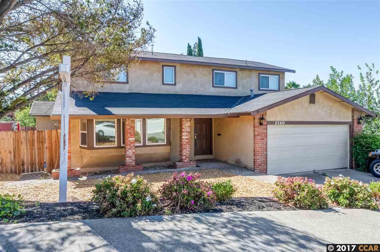 Casa Unifamiliar por un Venta en 2140 Via Alta Benicia, California 94510 Estados Unidos