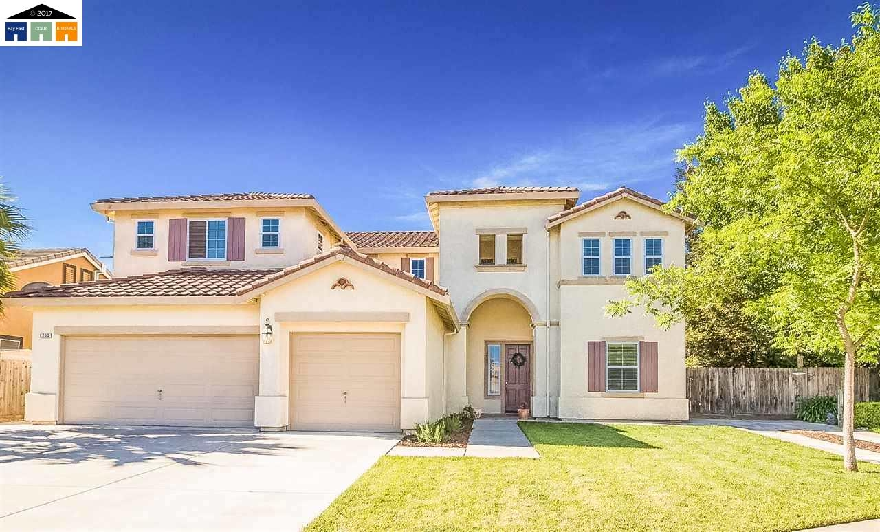 一戸建て のために 売買 アット 1752 Kayla Court Ripon, カリフォルニア 95366 アメリカ合衆国