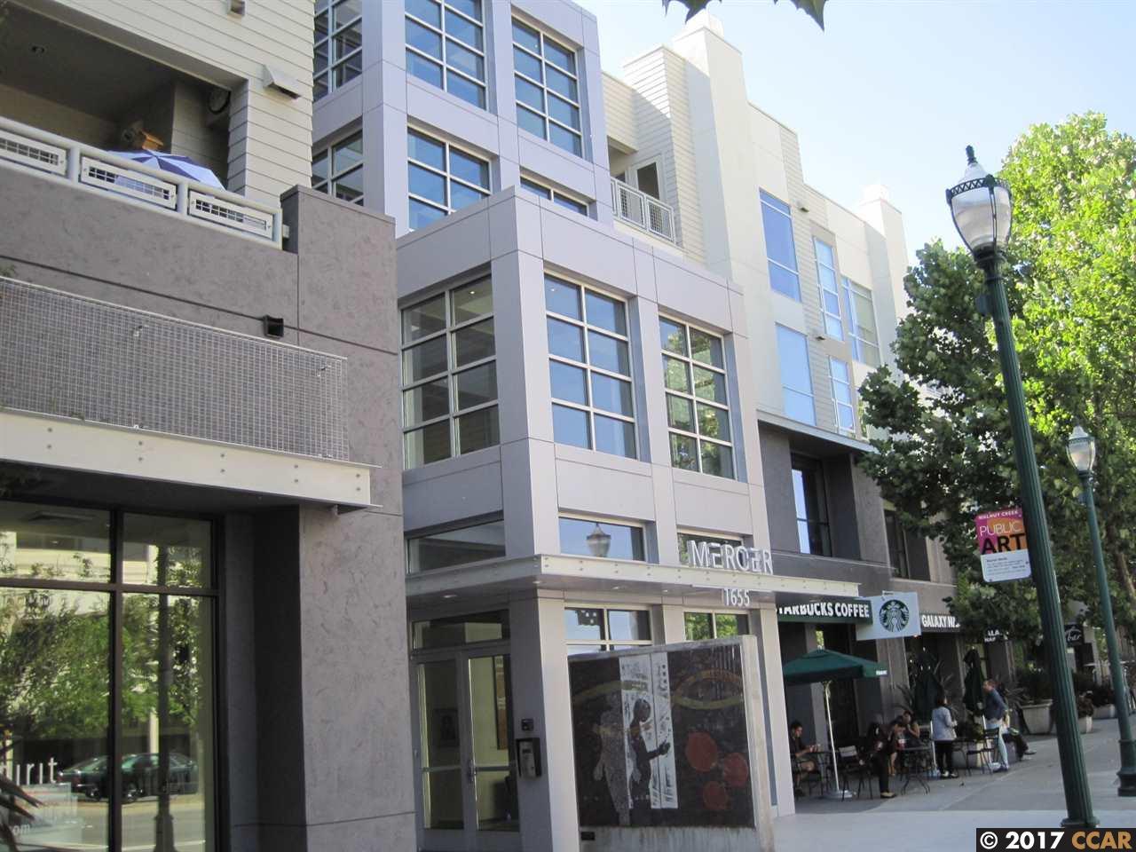 Condominium for Rent at 1655 N.California Blvd Walnut Creek, California 94596 United States
