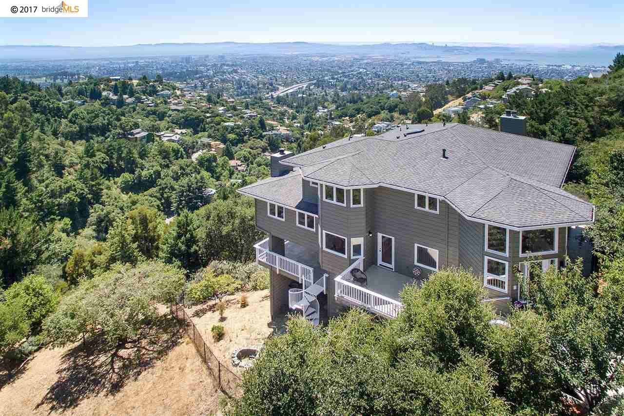1 Dawn Street, BERKELEY, CA 94705