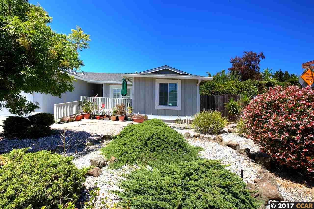 Частный односемейный дом для того Продажа на 490 Violet Road Hercules, Калифорния 94547 Соединенные Штаты