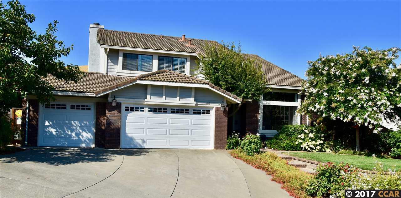 1103 ROCK CREEK WAY, CONCORD, CA 94521