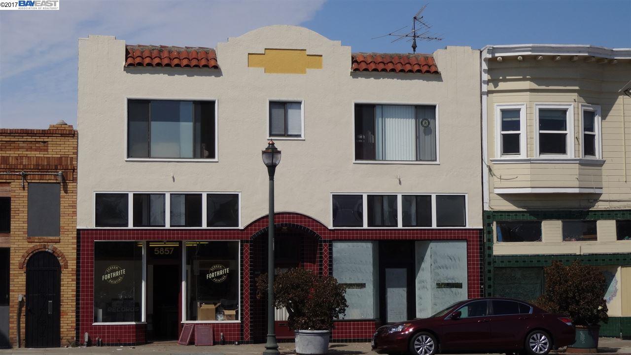 5857 San Pablo Ave, OAKLAND, CA 94608