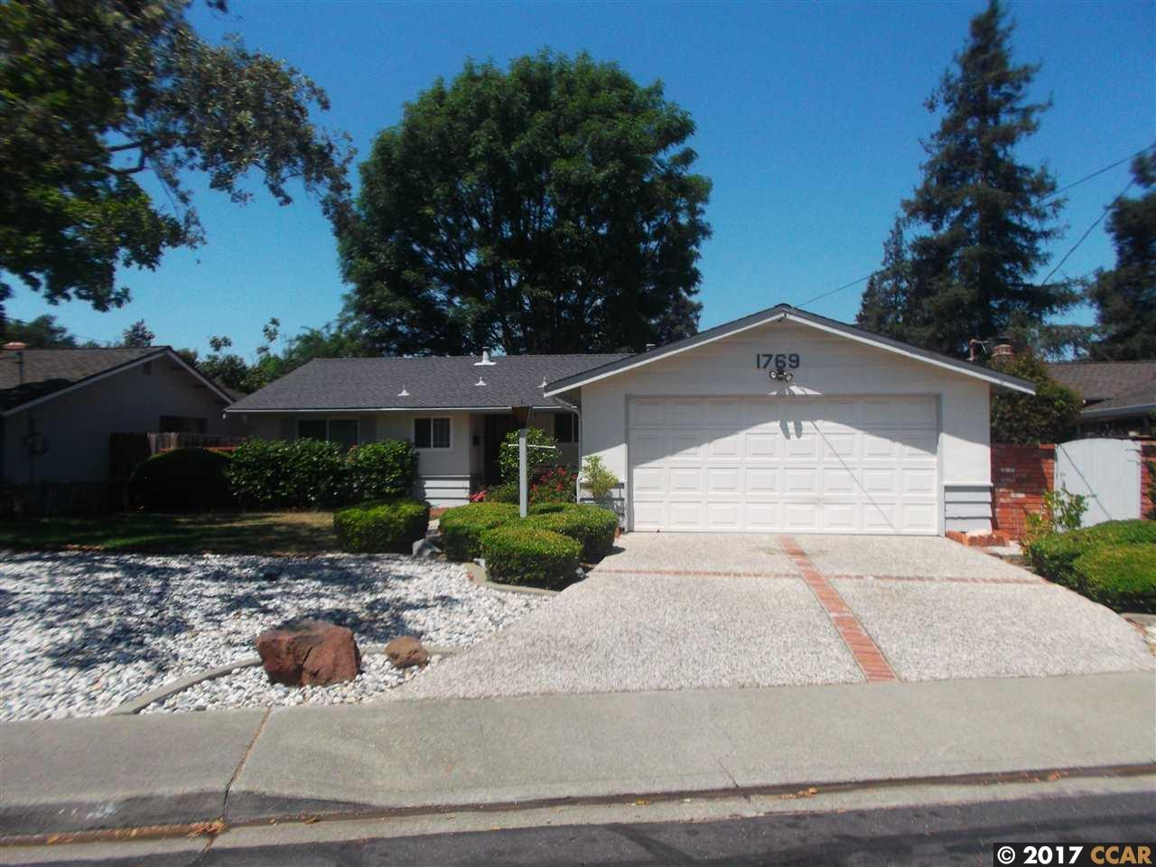 1769 Live Oak Ave, CONCORD, CA 94521