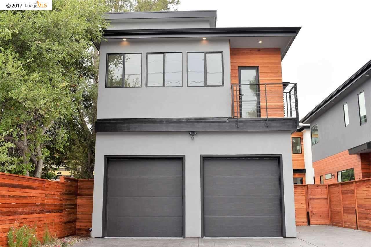 一戸建て のために 売買 アット 1817 Carleton Street Berkeley, カリフォルニア 94703 アメリカ合衆国