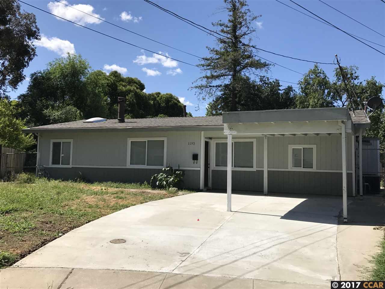1193 Arch Ct, CONCORD, CA 94520