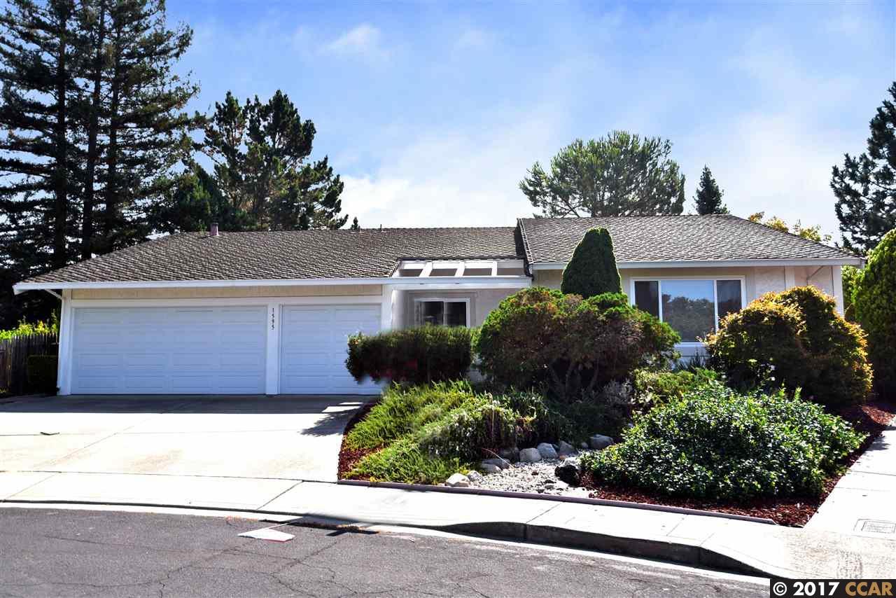 Einfamilienhaus für Mieten beim 1595 Pebblebrook Court Walnut Creek, Kalifornien 94596 Vereinigte Staaten